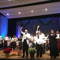 Holiday Pops @Savannah Civic Center