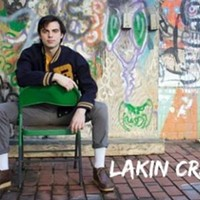 First Friday with Lakin Crawford @House of Strut