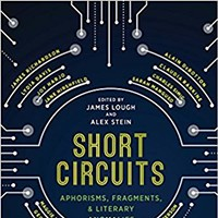 Writer and professor James Lough honors aphorisms and small lit works in new anthology