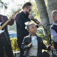 Dancing in the streets: Savannah Philharmonic celebrates Edgemere/Sackville