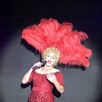 From Boylesque to Babs, Randy Roberts rules