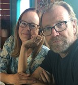 George Saunders and Paula Saunders
