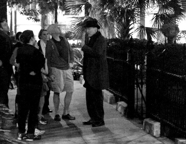 """""""We can solve a lot of issues downtown when residents and ghost tour companies work together,"""" says Chase Anderson. - PHOTO COURTESY CHASE ANDERSON"""