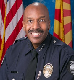 New Director of Public Safety Roy Minter