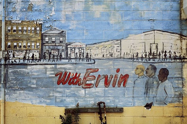 'With Ervin' by William Pleasant.