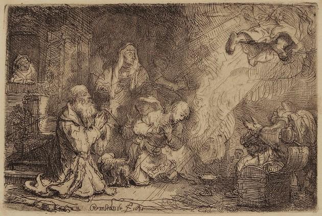 Rembrandt's Jewish ties