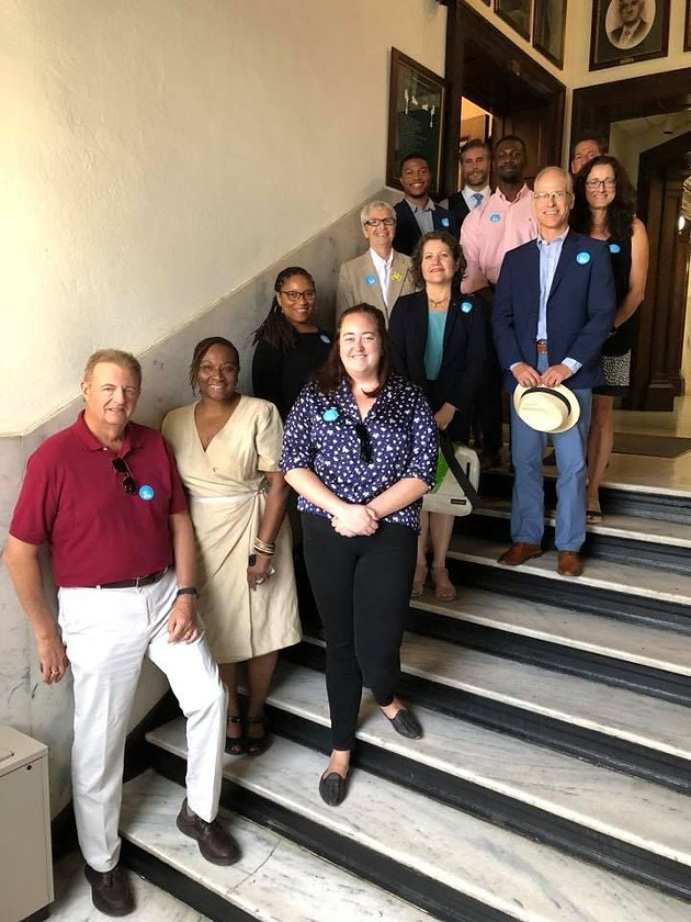 Proponents of Savannah's new zoning ordinance are celebrating its adoption by City Council and citing it as a model for collaboration between citizens and government.