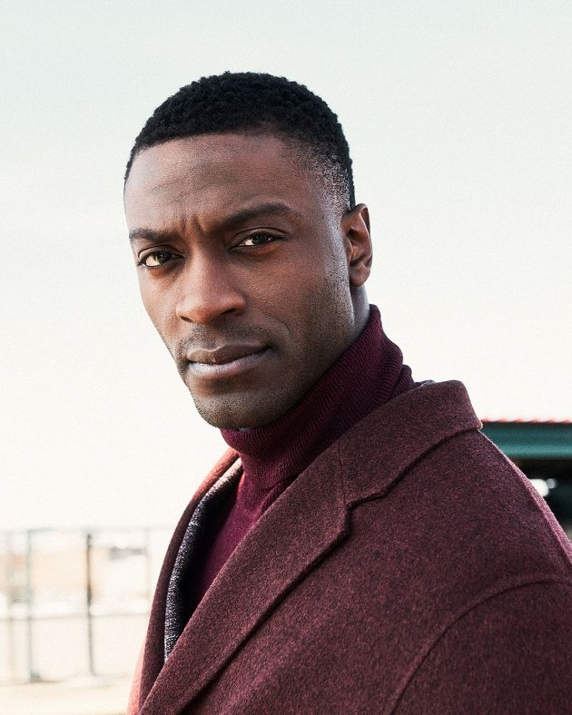Aldis Hodge - PHOTO BY HUNTER ARTHUR