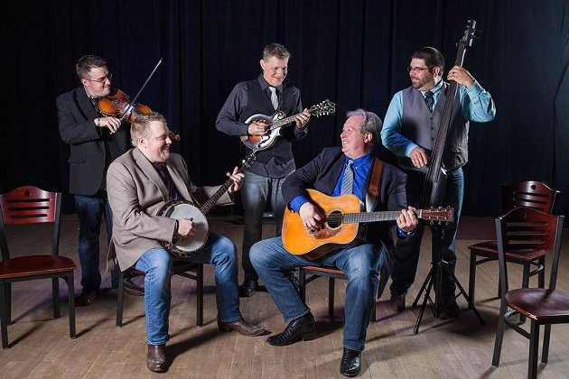 Russell Moore & IIIrd Time Out slated for Jekyll Island Bluegrass Festival. Photo by Anthony Ladd.