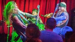 Black Tusk at Statts Fest 2014. Photo by Geoff L. Johnson.