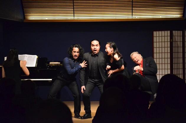 Opera as Drama Showcase from 2019.