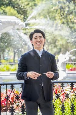 Keitaro Harada - PHOTO BY GEOFF L. JOHNSON