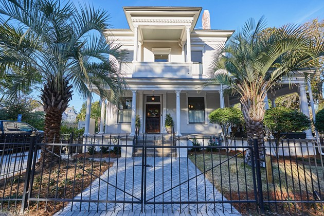 Common Thread is located within a charmingly refurbished Victorian house that was previously an antique store. - JOHN PARK