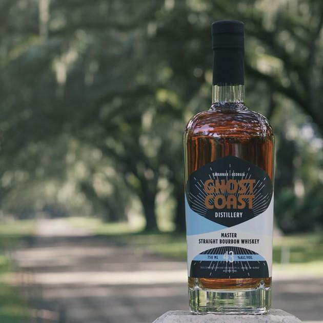 A gift from Savannah's own Ghost Coast Distillery will certainly earn you some heartfelt gratitude. - COURTESY OF GHOST COAST DISTILLERY