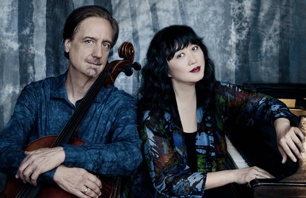 David Finckel and Wu Han are scheduled to perform during the Savannah Music Festival's spring season. - PHOTO COURTESY OF THE SAVANNAH MUSIC FESTIVAL