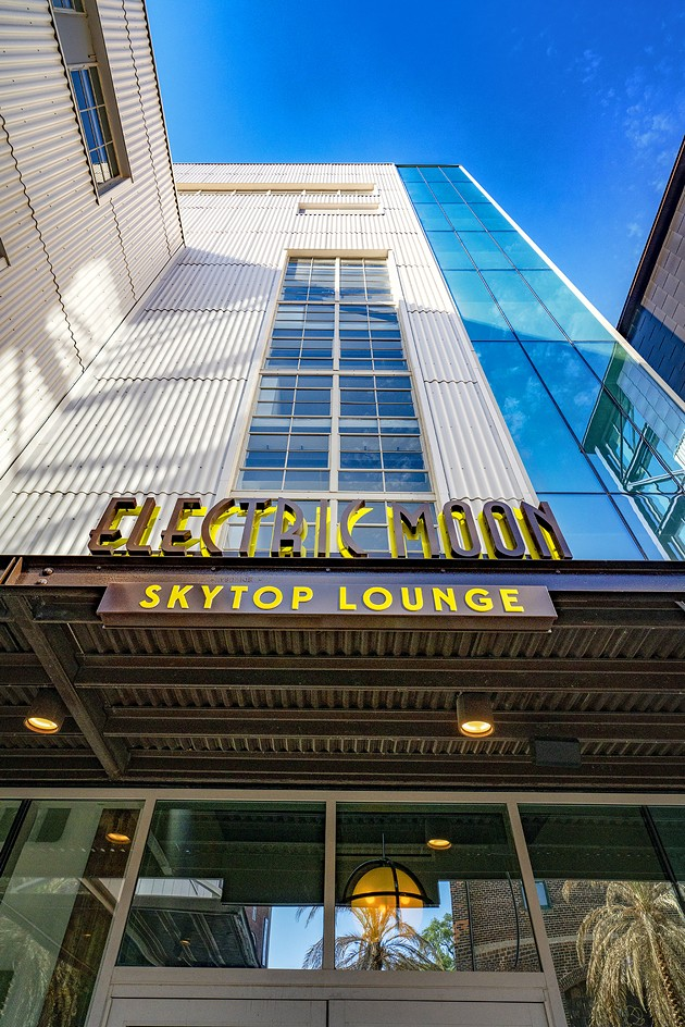 VIP St. Patrick's Day-themed party to take place at Electric Moon Skytop Lounge - COURTESY OF PLANT RIVERSIDE