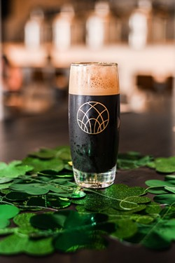 The Paddy Wagon will be available at Hop Atomica, ABV 3.5%, Hop Atomica. - PHOTO COURTESY OF HOP ATOMICA