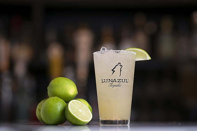 Premium Tequila's Town Margarita. - PHOTOS COURTESY OF SHOTBYSOMI
