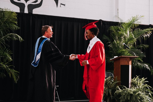 The Savannah Classical Academy celebrates their first graduating class in 2020. - IMAGE COURTESY OF SAVANNAH CLASSICAL ACADEMY