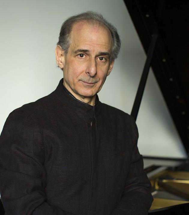 """Piano Puzzler"" program's Bruce Adolphe. - PHOTO BY YUMIKOLZU"