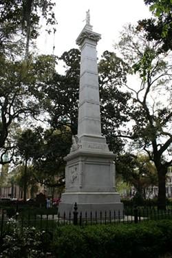 The Casimir Pulaski Monument