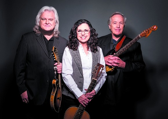 Skaggs, White, and Cooder