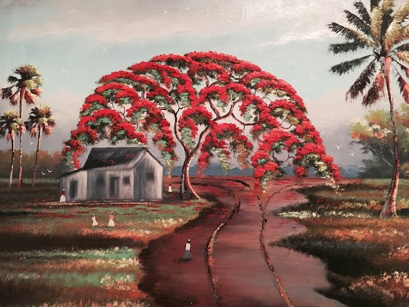 'Under the Royal Poinciana' by Willie Daniels