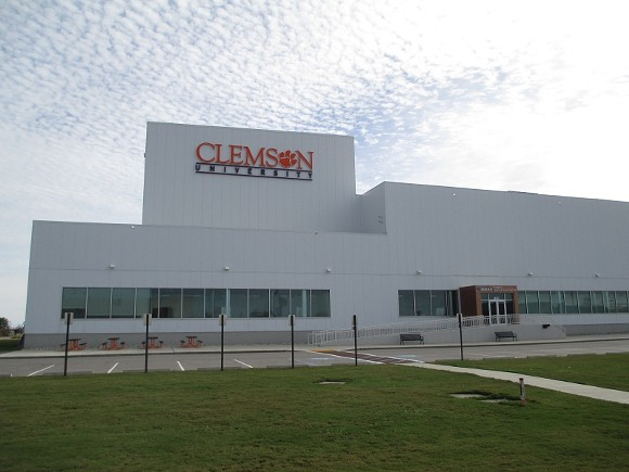 The Clemson/SCE&G Energy Innovation Center