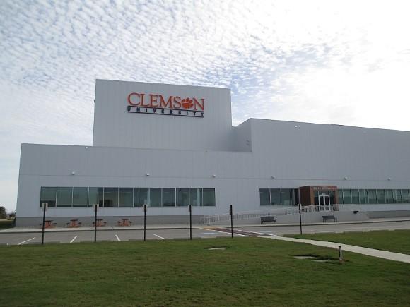 The Clemson/SCE&G Energy Innovation Center