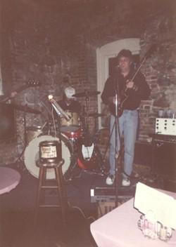 Jerry Zambito & The Bayou Blues Band.