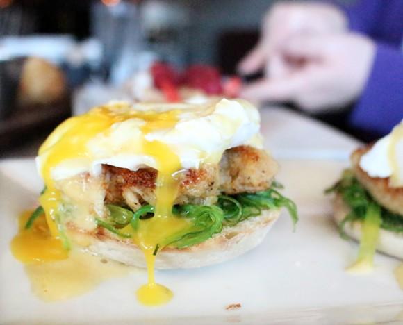 food-bar_food--crab_cake_benedict_with_seaweed_salad_poache.jpg