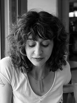 Kim Addonizio reads at The Book Lady this weekend.