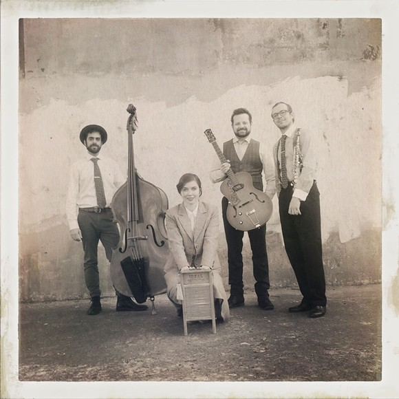 Sweet Megg & The Wayfarers