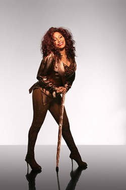 The legendary Chaka Khan comes to Savannah this weekend.