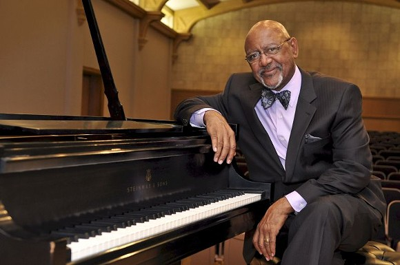 Roland Carter celebrates his 75th birthday with the Sacred Concert.