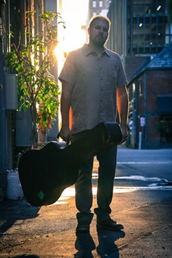 Matt Eckstine - JON WAITS