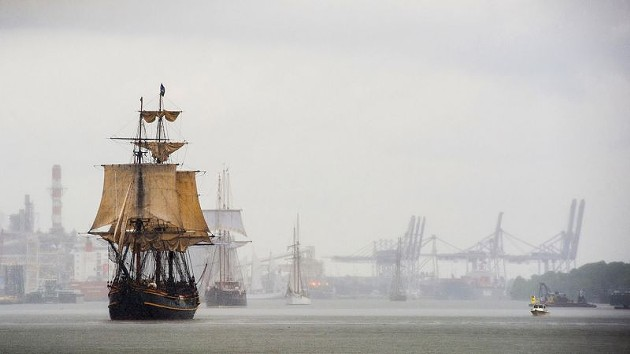 """HMS Bounty."" - PHOTO BY GEOFF L. JOHNSON"