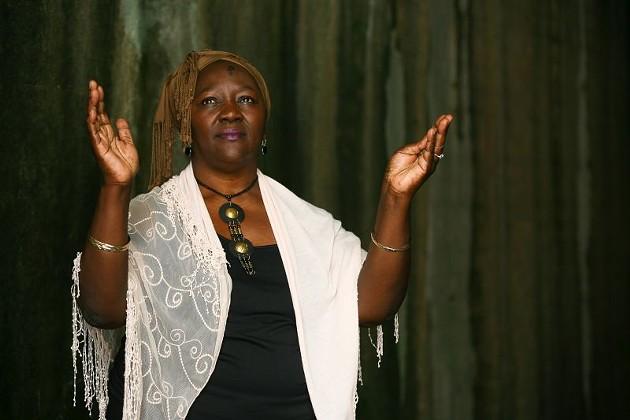 Gullah Geechee storyteller and Savannah native Patt Gunn passes on the history of the city's slaves through her company, Underground Tours of Savannah. - PHOTO BY JON WAITS