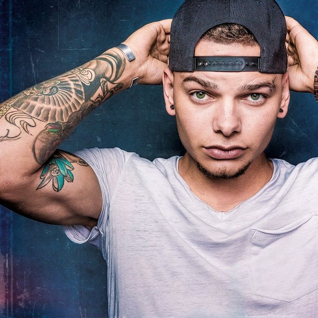 Georgia native Kane Brown performs at Grayson Stadium.