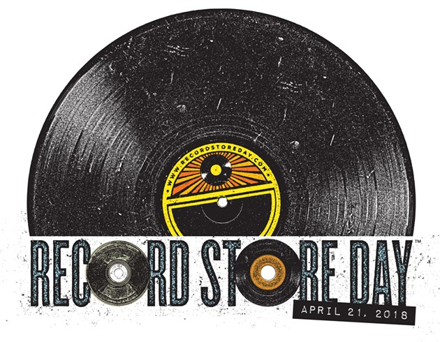 Record Store Day 2018 will spin you right round.
