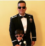 Maj Carlos 'Dulzura' Perez-Serra