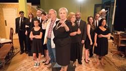 It's a final Savannah production for the inimitable Dandy Barrett. - ARDSLEY PARK PRODUCTIONS