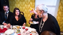 Collective Face opens old wounds in August: Osage County. - ARDSLEY PARK PRODUCTIONS