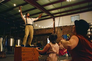 A new season for  Savannah Stage Company