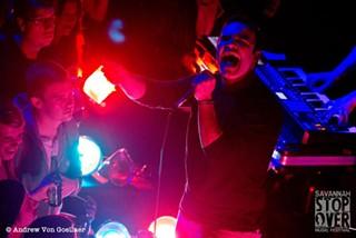 Remember When: Future Islands @ Savannah Stopover Music Festival 2014