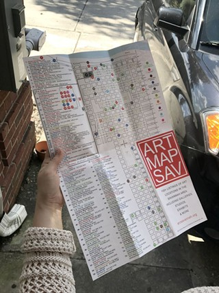 The ins & outs of the local art & culture scene