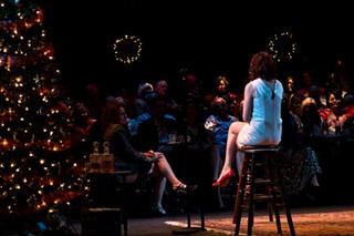 Rockin' Around the Christmas Cabaret @Ben Tucker Pavilion at Westin Savannah Harbor