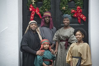 The return of Black Nativity