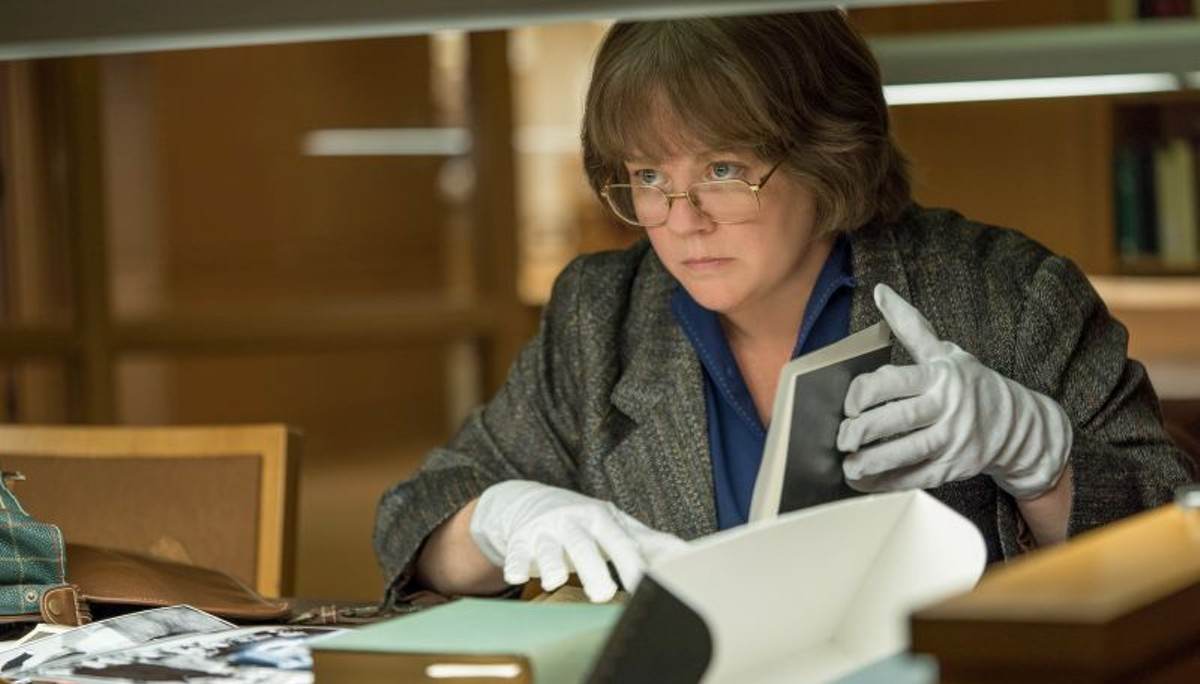 Can You Ever Forgive Me? tells the tale of a lovable liar