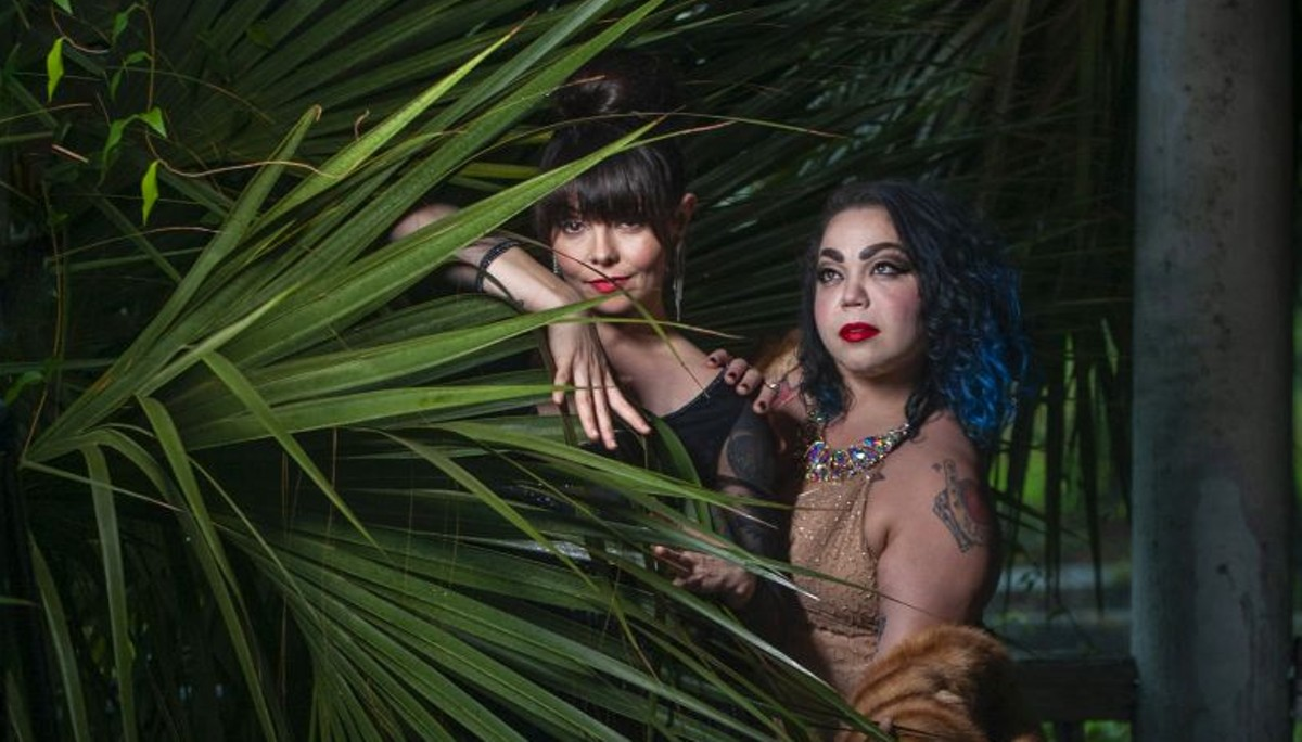 Savannah's inaugural Burlesque Festival takes the stage